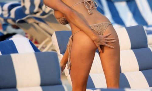 Charlotte McKinney Monster T#ts in a Bikini Hiding B#tthole of the Day