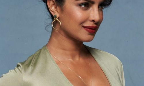 Priyanka Chopra Cleavage of the Day
