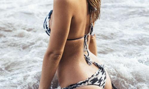 Jehane Paris' Bikini Photoshoot for Stephen Sun
