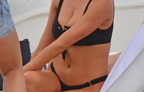 Charlotte McKinney Doughy in a Bikini of the Day