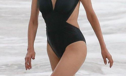 Diane Kruger Bikini Photos in Costa Rica
