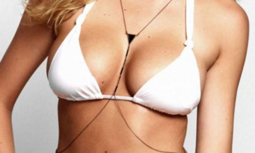 Kate Upton's Beach Bunny Swimwear Photoshoot