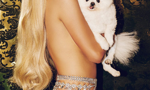 Paris Hilton is Trash of the Day