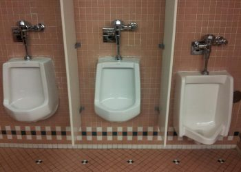 5 Unwritten Bathroom Laws Every Man Should Know