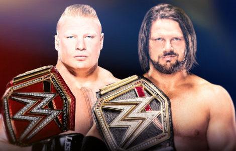 WWE 2K18 Presents Survivor Series Preview: Brock Lesnar vs AJ Styles