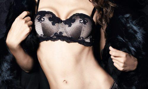 Nicole Meyer's Sexy Lingerie Photoshoot