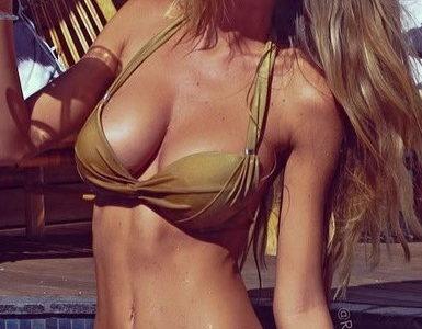 Meet Australian Swimsuit Model Renee Somerfield