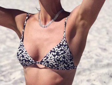 Georgia Fowler Bikini Photos & Video in New Zealand