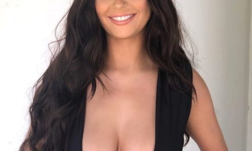 Demi Rose Degenerate T*ts and @ss of the Day