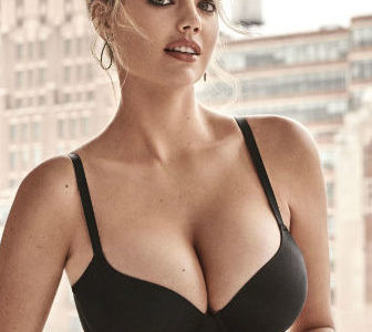 Kate Upton Big T*ts Fat in Lingerie of the Day