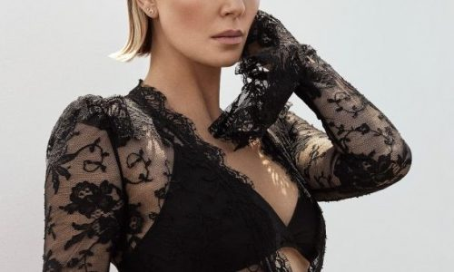 Charlize Theron Got Them T*tties On for Fashion of the Day
