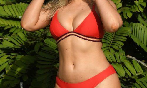 Iskra Lawrence Big Girl Big Bikini of the Day