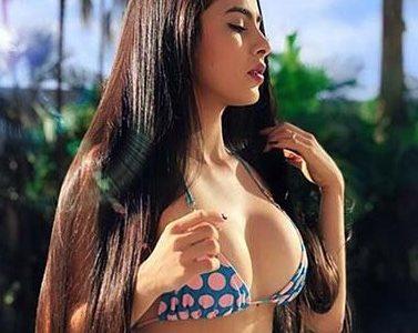 Juliana Caetano Looks Ridiculously Sexy