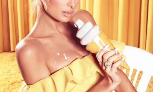 Paris Hilton Erotica of the Day