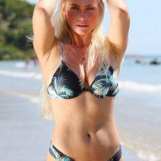 Jo Orthey Bikini Photos in Queensland