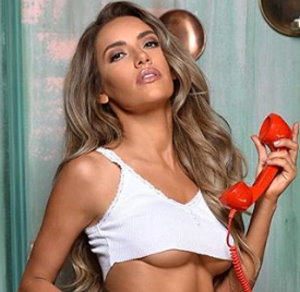 Mercedes Terrell Is Our Hottie Of The Day