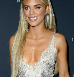 AnnaLynne McCord Drops Some Seriously Sexy Braless Cleavage