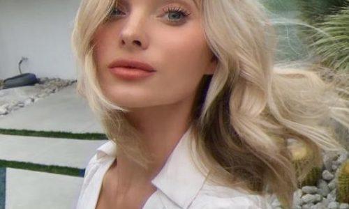 Elsa Hosk Is Amazing