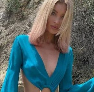 Elsa Hosk Is Amazing!
