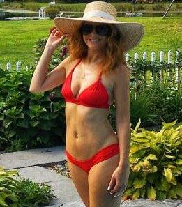 Maria Menounos' Body Is Cougar Rockin'