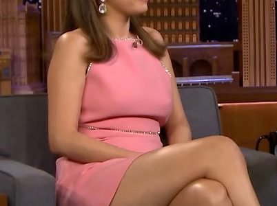 Selena Gomez Flashing A Ton Of Her Insanely Sexy Legs!